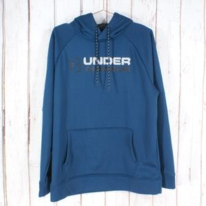 UNDER ARMOUR Women's Cold Gear Pullover Hoodie